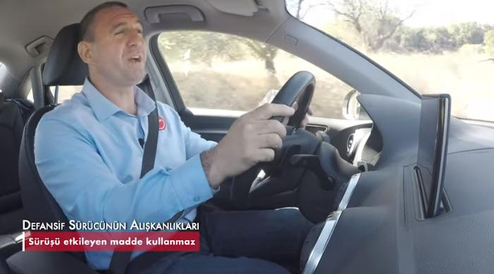 Güvenli Sürüş Teknikleri