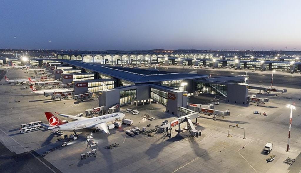 yeni istanbul havalimanı
